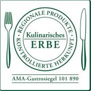 AMA Gastrosiegel Kerneis Mostheuriger