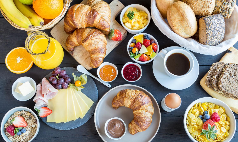 Kernei's Mostheuriger Frühstück