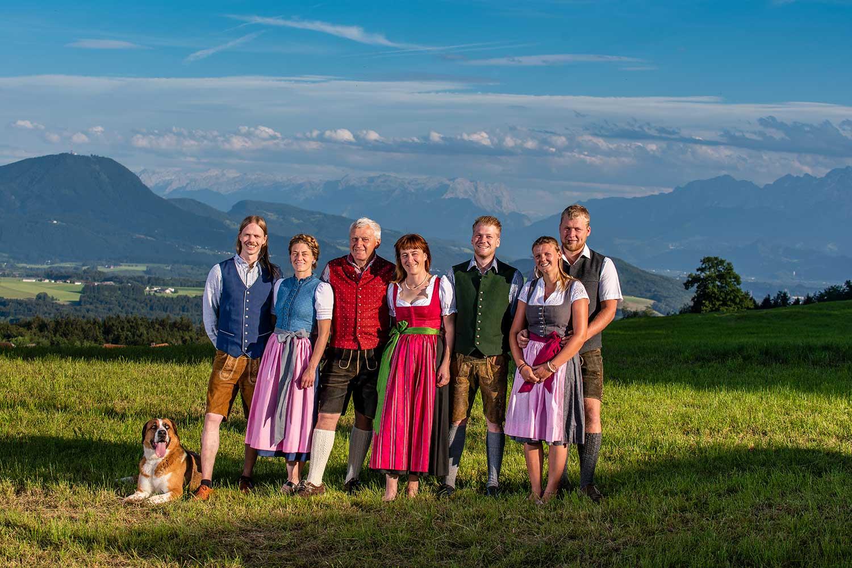 Familie Muckenhammer - Kernei's Mostheuriger